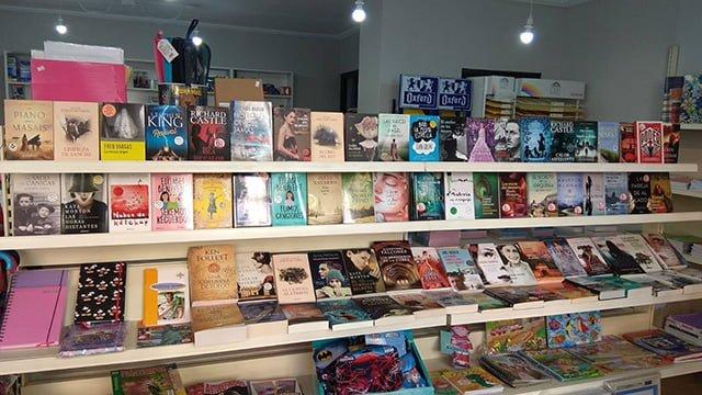 Papereria llibreria Puntets